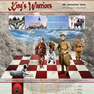 Family Tree - King's Warriors