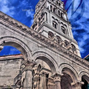 HDR - Cathedral of Saint Domnius, Split