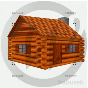 canadian log cabin