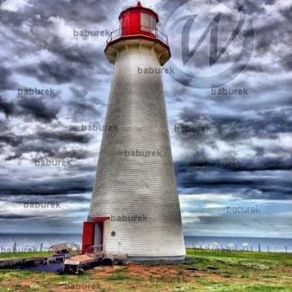 HDR - Point Prim Lighthouse