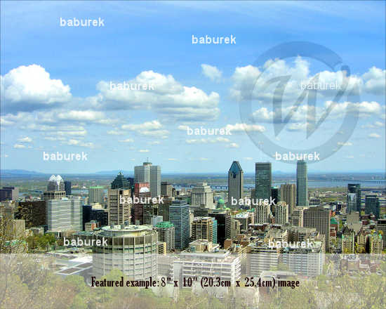 Downtown Montreal (2008)