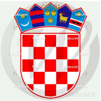 Croatia coat of arms