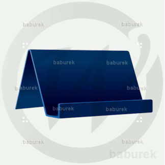 Business Card Holder - blue illustration